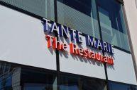Tante Marie, The Restaurant