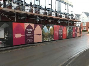 attractive hoardings