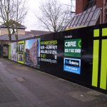 interesting hoarding - Signcraft.c.uk