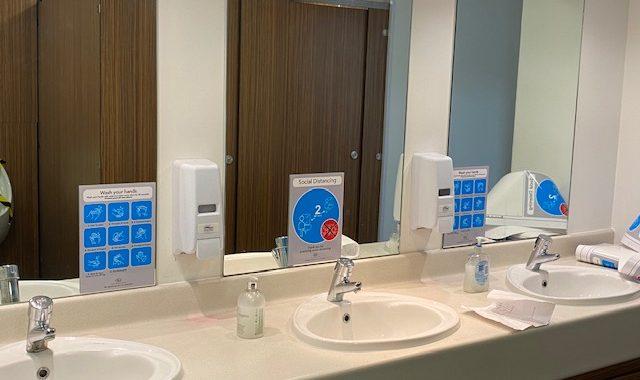 hygiene, wash your hands